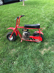 Baja Mini Bike 97cc *Original Condition*