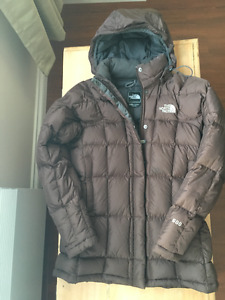 Manteau hiver brun THE NORTH FACE  Xsmall