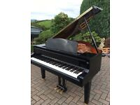Yamaha GB1 black baby grand piano (2009) as new Belfast pianos