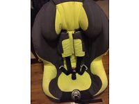 Jane isofix car seat