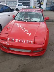 1988 Honda  prelude $1,250 obo