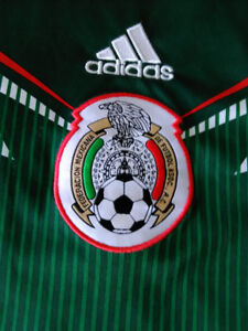 PRICE DROP!  Mexico World Cup Football / Soccer Jersey For Sale!