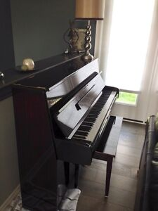 Piano with bench and metronome for sale! Kitchener / Waterloo Kitchener Area image 1