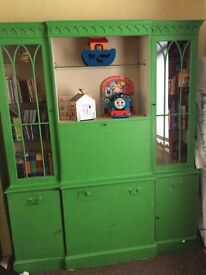 Large Mahogany dresser for up styling etc
