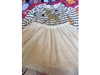 Girls next dress 4-5