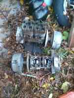 Polaris snowmobile engines and parts