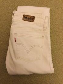 Levi's 571 skinny jeans - slim fit