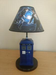 Doctor Who Tardis Table Lamp