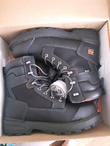 Men's  work boots size 10