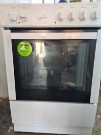 Elec cooker washer and fridge freezer