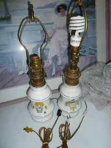 """French Lamp made by """"Cristal Superieure"""""""