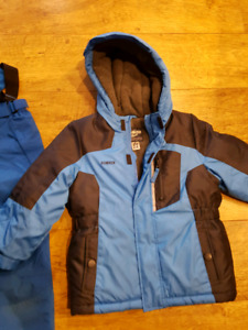 Size 4t boys winter jacket and snow pants