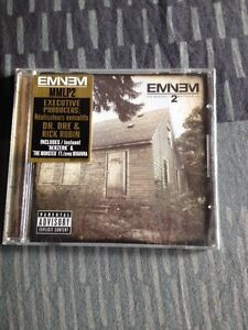 Eminem; The Marshall Mathers, LP 2 Album