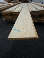 1x8 Red Pine TONGUE AND GROOVE – CLEARANCE LUMBER SALE