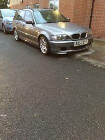 2003 BMW 320d msport touring 11months mot!!