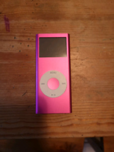 4gb ipod nano for parts or fixing