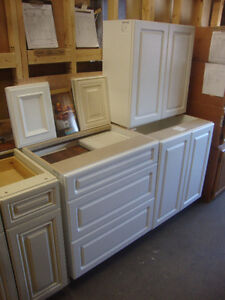 NEW THERMOFOIL KITCHEN CABINETS