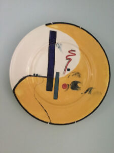 Beautiful Hand Painted Plate