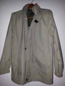 LACOSTE waterproof jacket