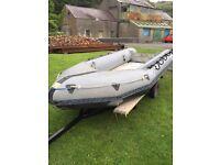 Zodiac inflatable dinghy