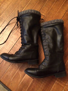 Girls Winter Boots Size 6