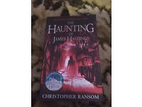 Christopher ransom- the haunting of James Hastings