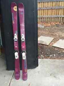 Rossignol FS80 Girl's Skis Size 148