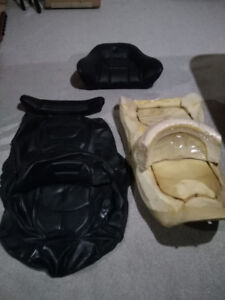 HONDA GL 1800 seat cover and foam