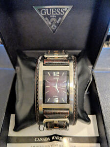 GUESS Men's Watch (USED) - $40 OBO