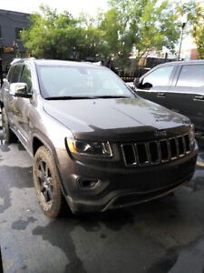 ** 2015 JEEP GRAND CHEROKEE LIMITED  low kms