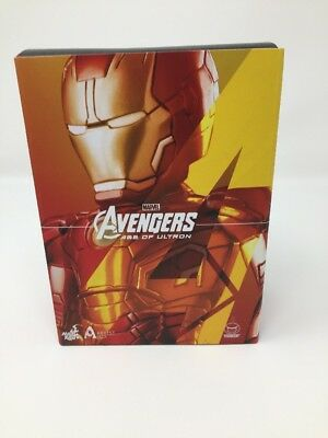 Mark XLIII Artist Mix Iron Man Figure by Hot Toys Avengers: Age of Ultron (Toys By Age)
