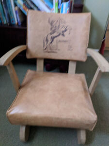 Roy Rogers childs Rocking Chair - Excellent Condition