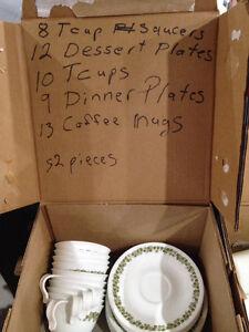 Corningware 52 Pieces