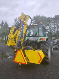 Bomford B528 Tractor Flail Hedge Cutter