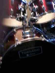 Drums for sale  call Brian 633 5038