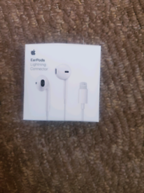 Genuine Brand new original Apple headphones still in box