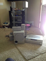 Sony Surround Sound system.  Airdrie pick up