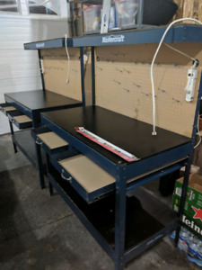 Mastercraft Work Bench