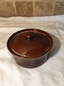 Pearson's of Chesterfield Crock Pot Made in England