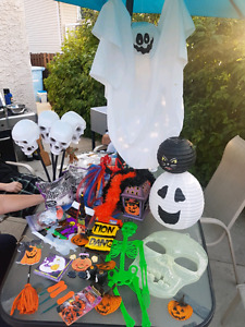 Halloween and Christmas in July!
