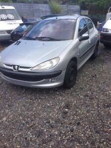 Peugeot 206 Wrecking Mount Gravatt Brisbane South East Preview