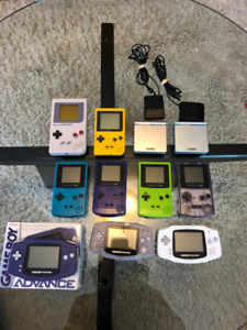 GameBoy Systems