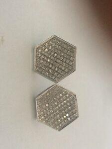 DIAMOND EARRINGS $275