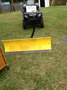 Polaris Sportsman 500 with Trailer and Plow