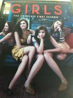 First two seasons of HBO's Girls on DVD