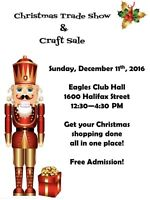 Christmas Trade Show and Craft Sale
