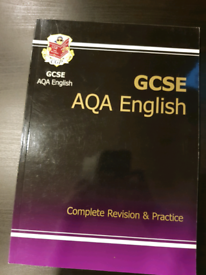 CGP AQA English GCSE Compleye Revision and Practice