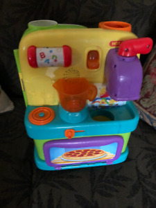 Kitchen Toy - Toddlers