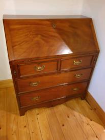 Lovely vintage Bureau/Writing desk