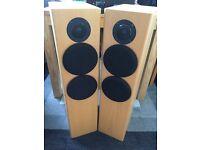 Sony SS-B4ED floor standing speakers